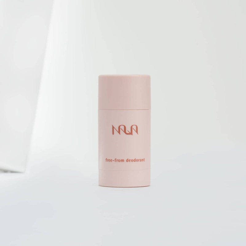 Nala Care All Natural Deodorant in Regular Strength