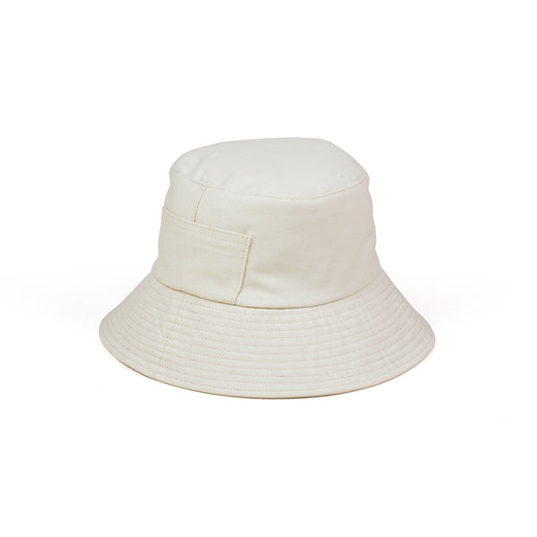 Lack of Color Wave Bucket in Cotton