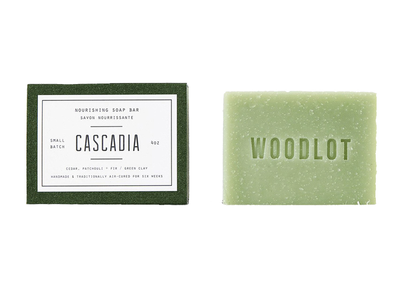 Cascadia - Soap Bar