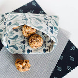 Set of 3 Beeswax Wraps - Narwhals