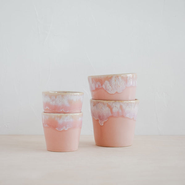 Grespresso Coffee Tumblers in Blush