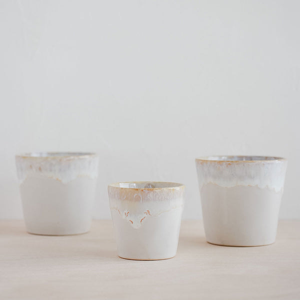 Grespresso Coffee Tumblers in White