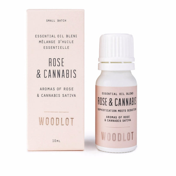 Rose & Cannabis - Essential Oil