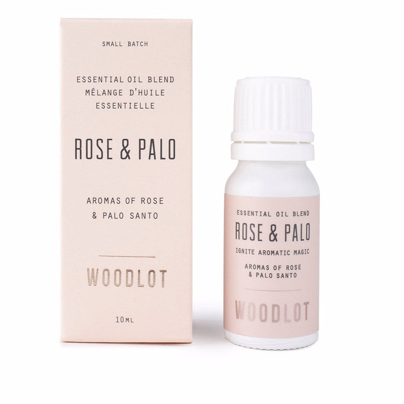 Rose & Palo Santo - Essential Oil