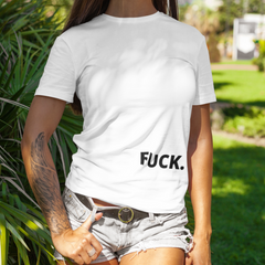 Offensive Fuck tee gift