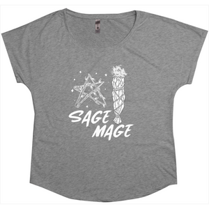 Wiccan shirt - Sage Mage t-shirt