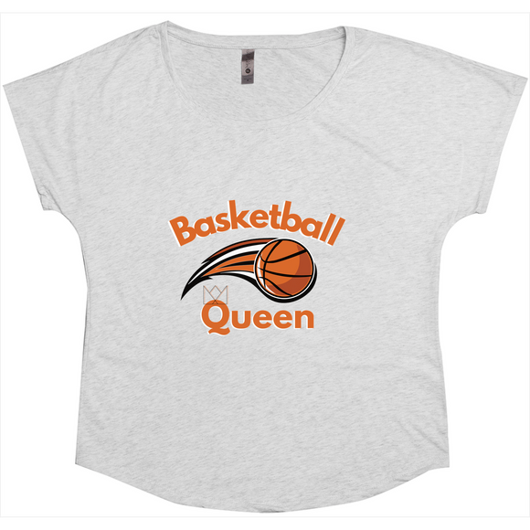 Basketball queen tee - OWS