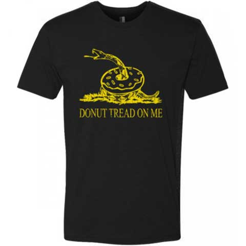Donut Tread on Me Shirt