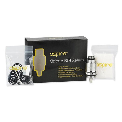 Aspire Cleito 120 RTA Head
