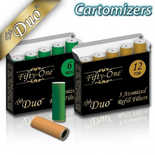 Fifty-One Duo Tobacco Patroner