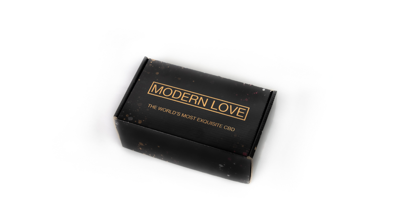 Modern Love Gift Box Closed