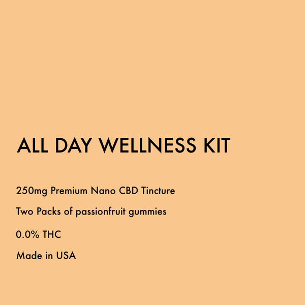 ALL DAY WELLNESS KIT