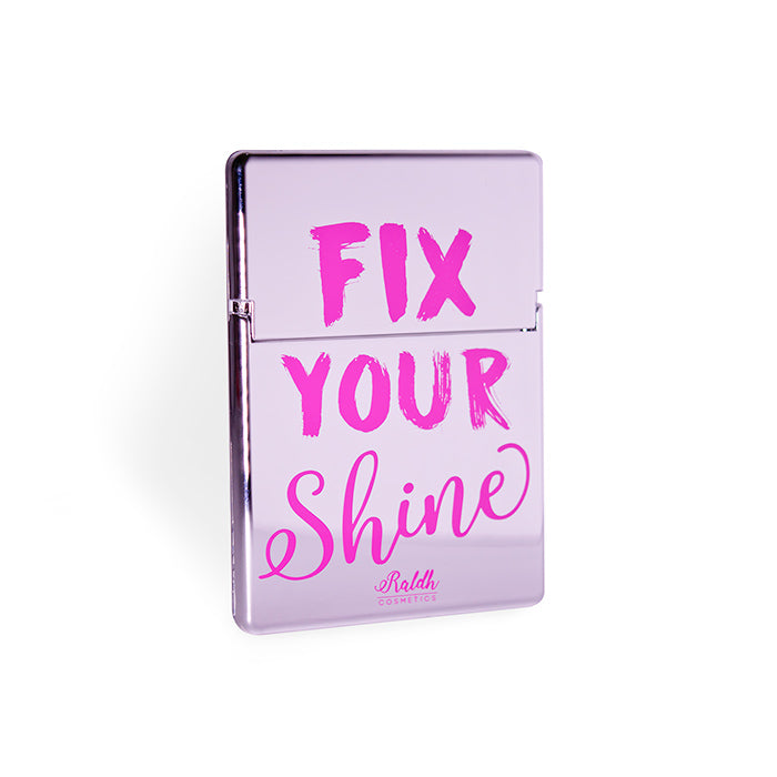 Papeles Matificantes (Fix your Shine)