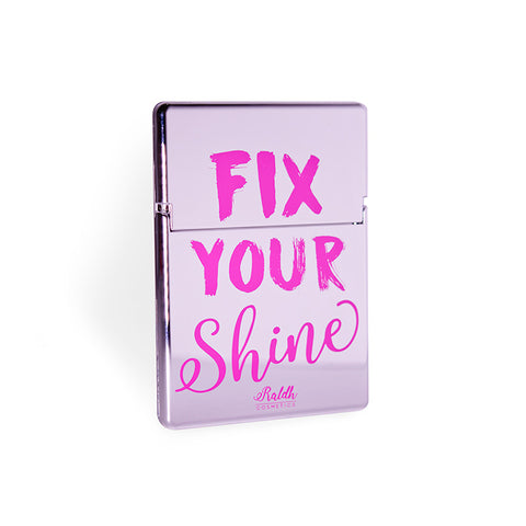 Fix Your Shine