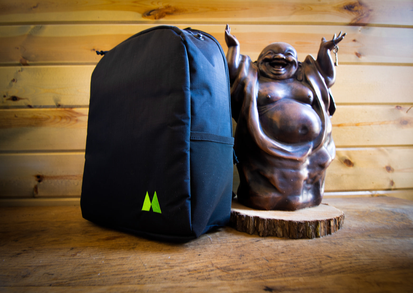 Day Pack with Buddha