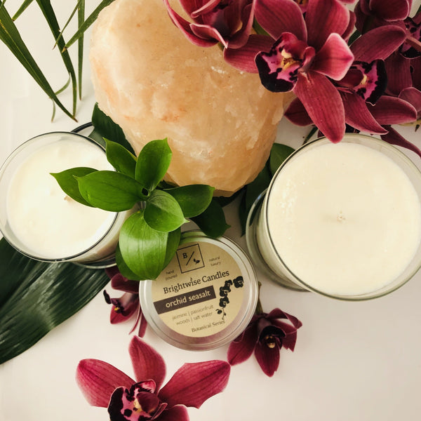 Orchid seasalt - Brightwise Candles