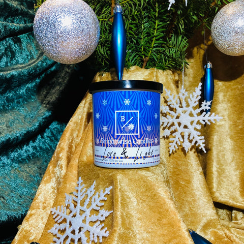 Love & Light - Brightwise Candles
