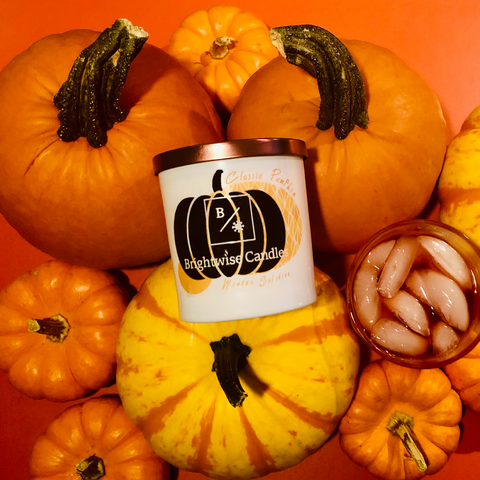 Classic Pumpkin - Brightwise Candles