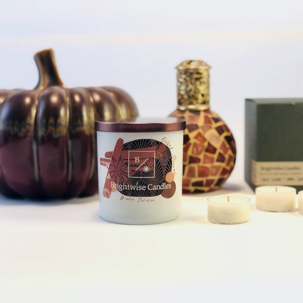 Oaked Caramel - Brightwise Candles