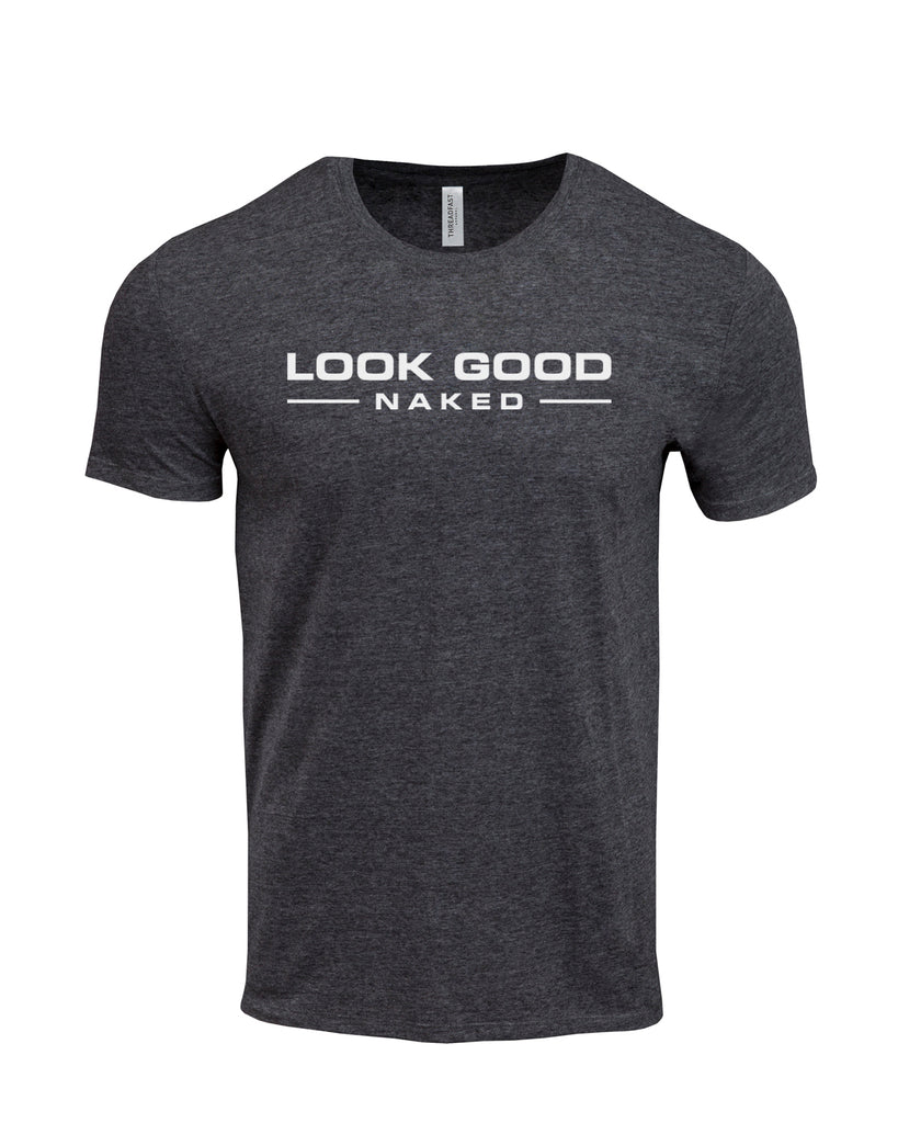 Men's LGN Triblend Short-Sleeve Tee - LookGoodNakedSupplements