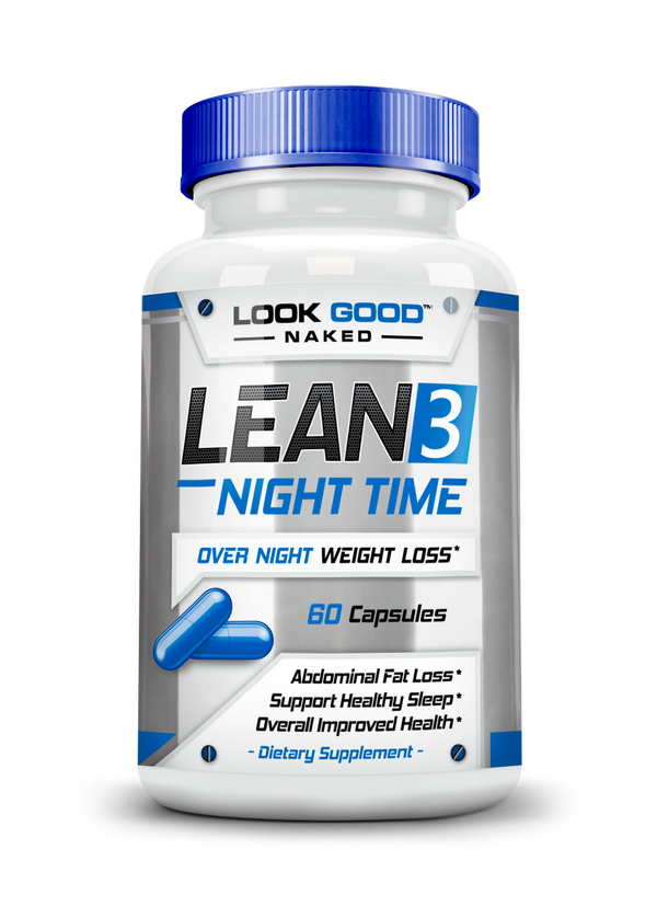Lean 3: Night Time - LookGoodNakedSupplements