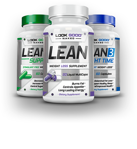 The Lean System - LookGoodNakedSupplements