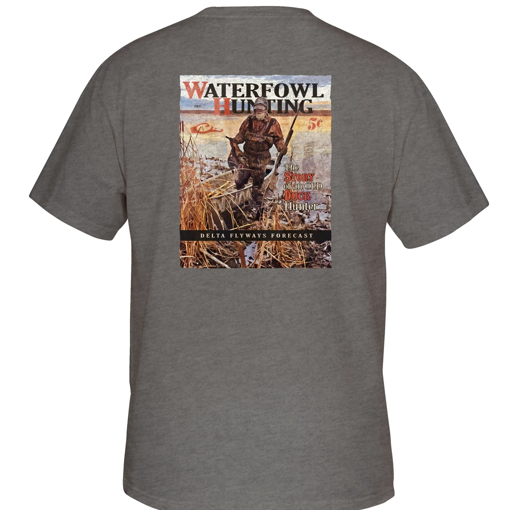 Drake Waterfowl Hunting Tee Short Sleeve
