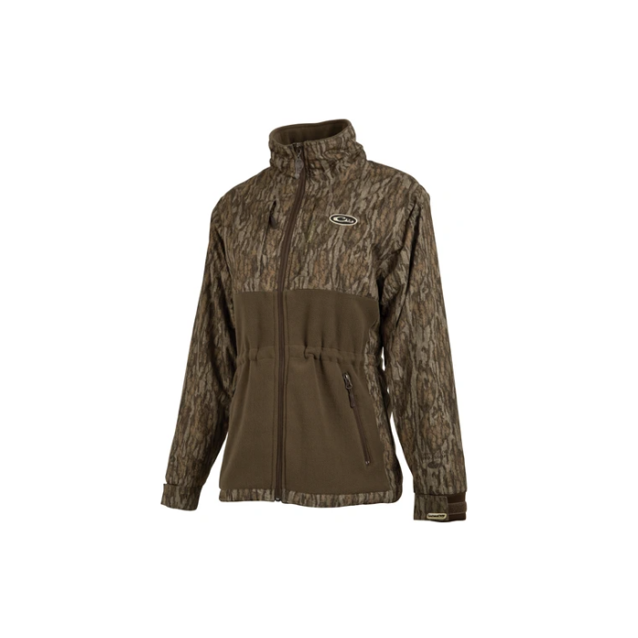 Drake MST Women's Eqwader Plus 1/4 Zip