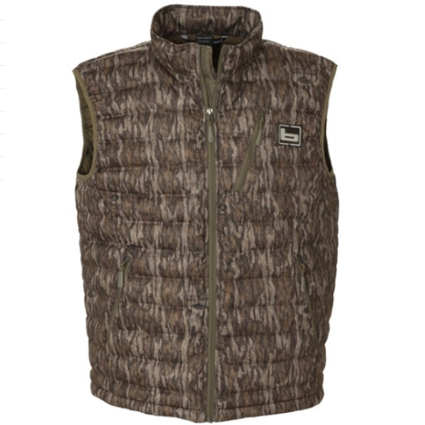 Banded Nano Ultra-Light Down Vest