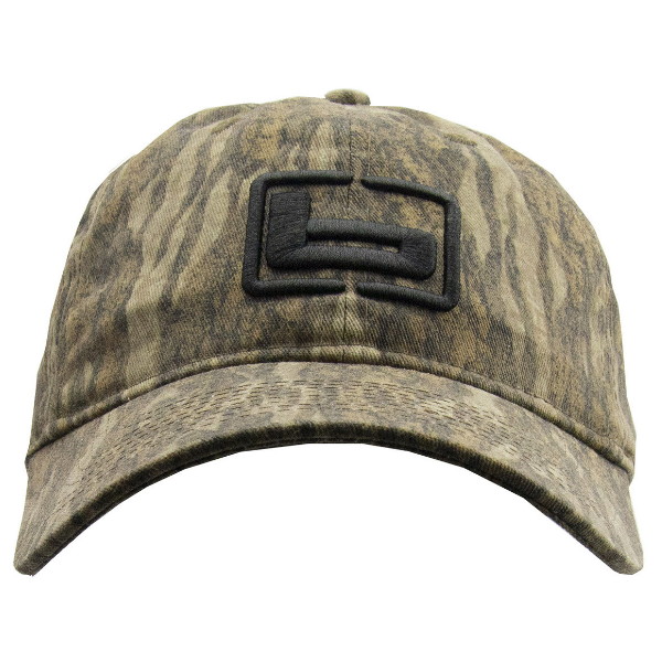 Banded Oiled Hunting Cap