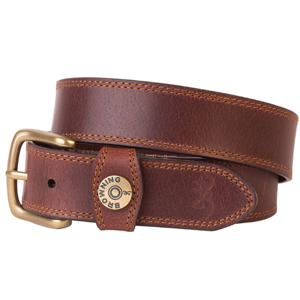 Browning Leather Slug Belt