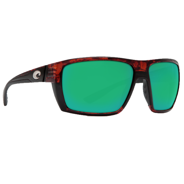Costa Hamlin Tortoise Green Mirror