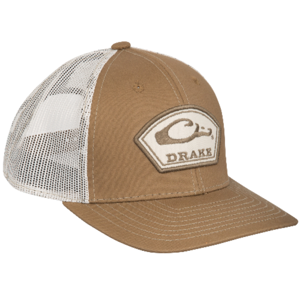 Drake Arch Patch Mesh Back Cap
