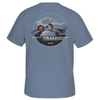 Drake Canvasback Oval Tee S/S