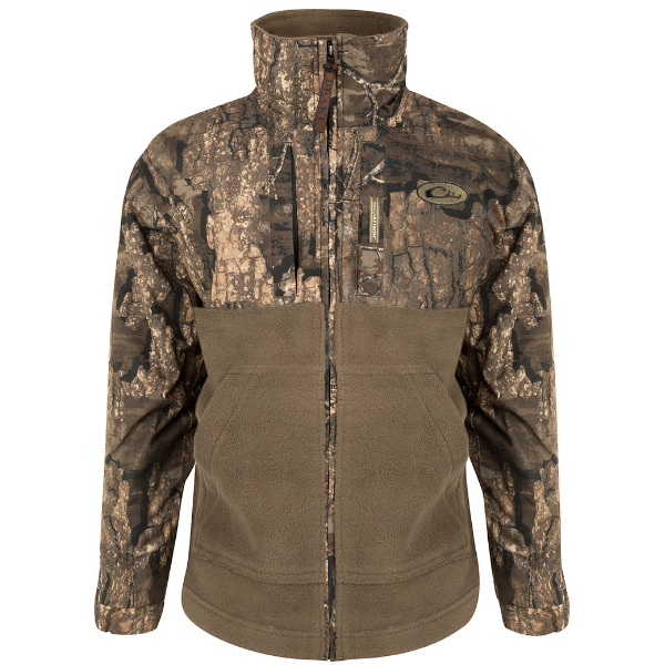 Drake MST Youth Eqwader Full Zip