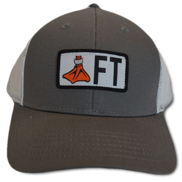 "Duck Foot Scout Patch ""FT"" Hat"