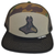 Duck Foot Split Panel Flat Bill Camo Hat