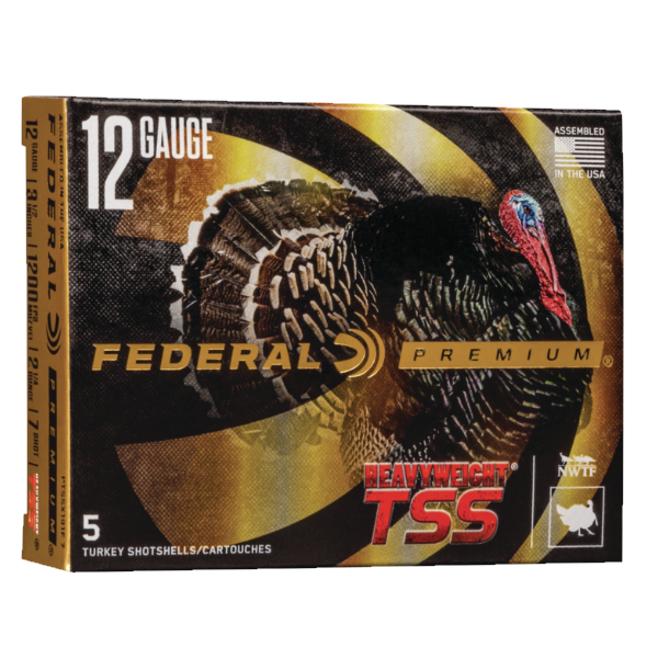 Federal Heavyweight TSS PTSSX191F 7 12G 3.5'' 2.25oz #7