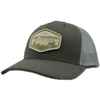 Fort Thompson Green Patch Cap