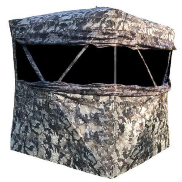 Muddy Outdoors Infinity 2 Man Pop-Up Blind