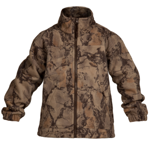 Natural Gear Youth Fleece Jacket