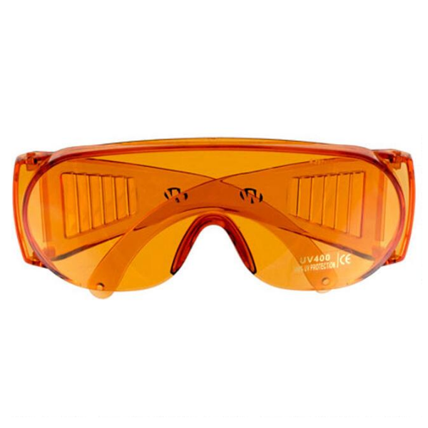 Walkers Full Coverage Shooting Glasses Amber