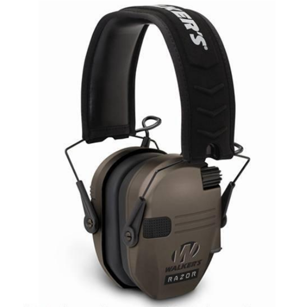 Walkers Razor Slim Folding Earmuffs GWP-RSEM-FDE