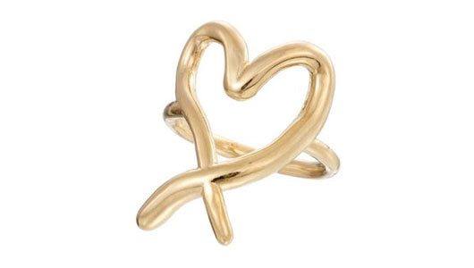 you have my heart gold ring