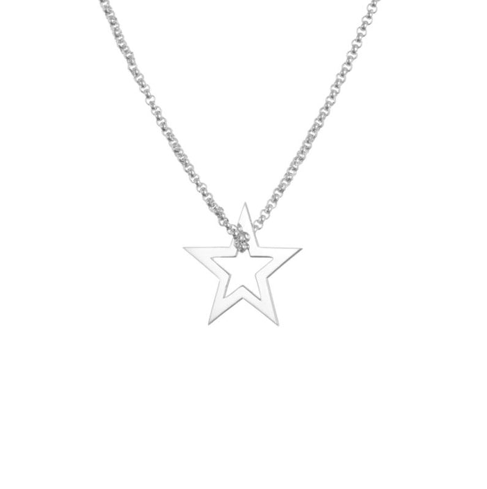 Twinkle Twinkle Little Star in silver