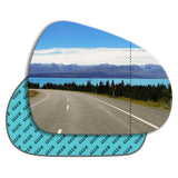 Wing mirror glass replacement for Peugeot 308 2007 - 2013
