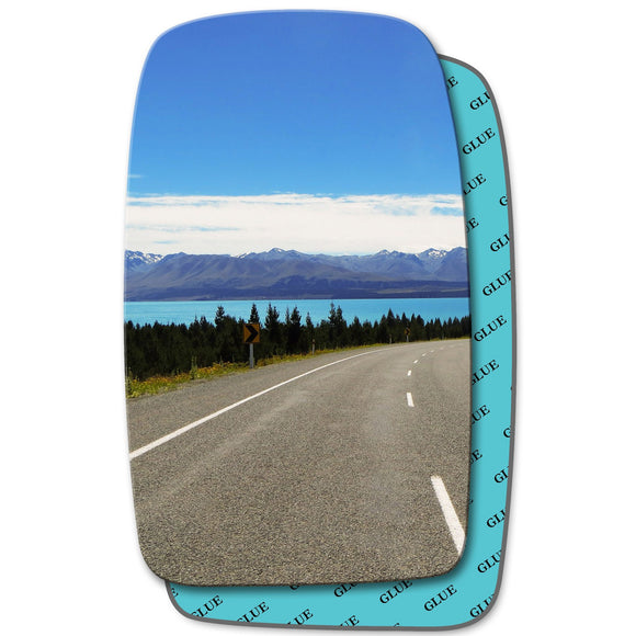 Wing mirror glass replacement for LDV Convoy 1997 - 2006