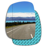 Wing mirror glass replacement for Daewoo Korando 1996 - 2006