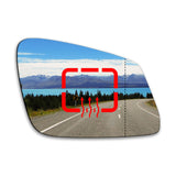 Wing mirror glass replacement for BMW i3 2014 - 2020 - AGCP