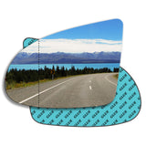 Wing mirror glass replacement for Audi A2 Mk1 1999 - 2005 - AGCP